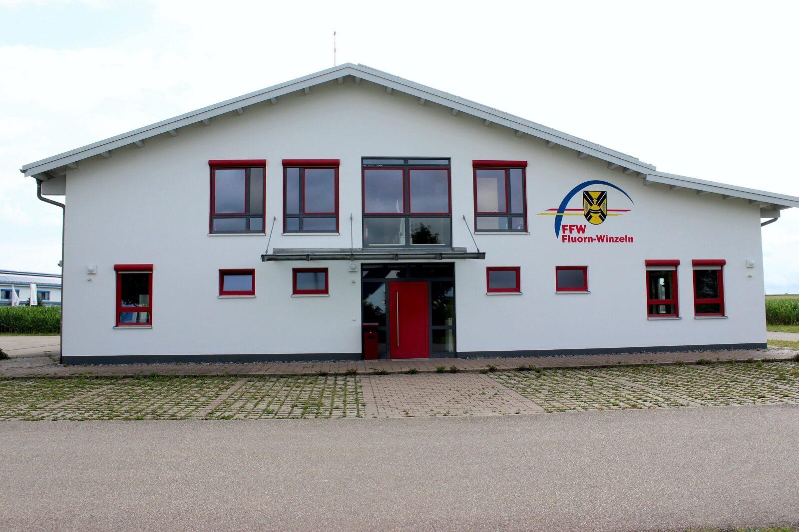Feuerwehrgerätehaus Schönauer Straße 2