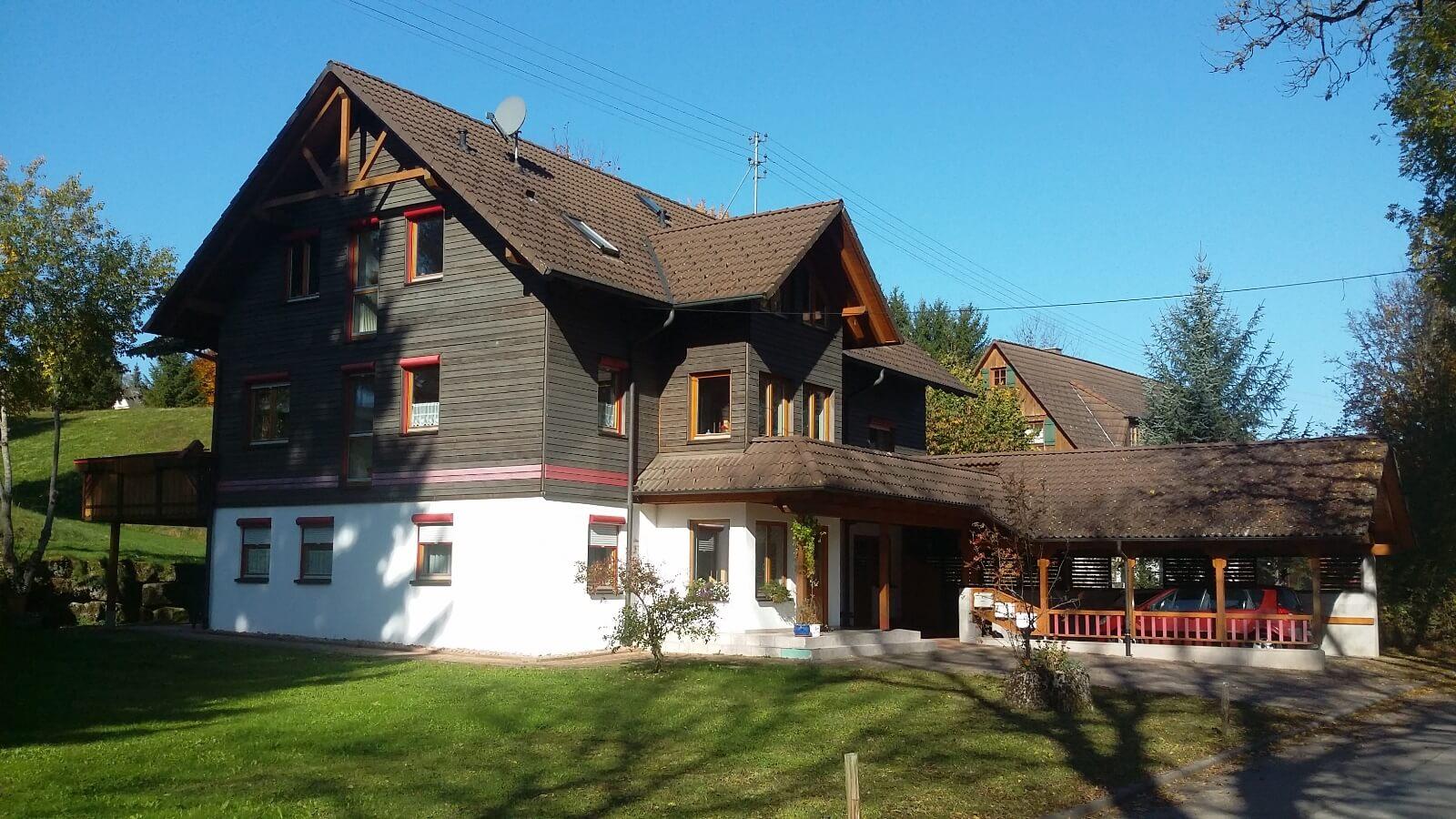 Bild vom Haus Botta neu