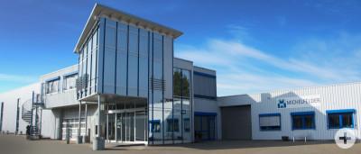 Firmengebäude MICHELFELDER Holding & Service GmbH