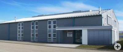 Firmengebäude MICHELFELDER Grupp Werkzeugbau GmbH in Winzeln