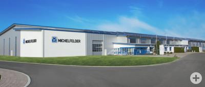 Firmengebäude MICHELFELDER Edelstahltechnik GmbH in Winzeln