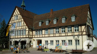 Ansicht des Rathauses Winzeln