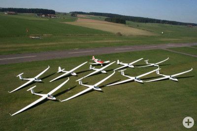Flotte Segelflug