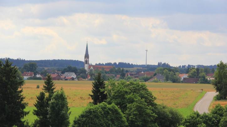 Ortsansicht von Winzeln
