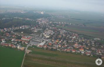 Luftbild von Schönau