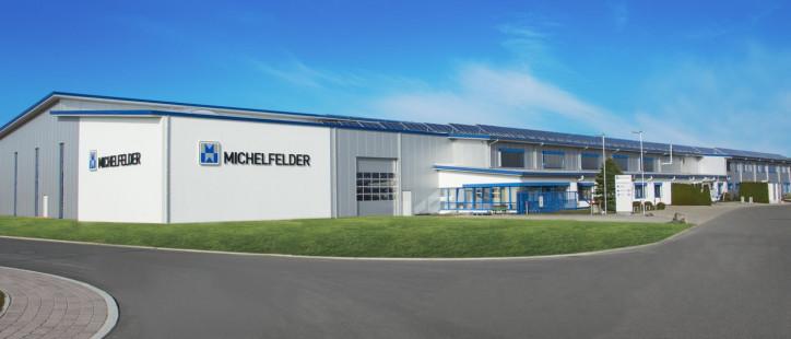 Außenansicht der Firma Michelfelder