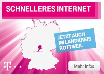 verlinkter Webbanner zur Telekomseite