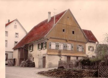 Bild des Hauses Schmiedlepaul von 1950