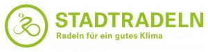 Logo von Stadtradeln grünes Fahrrad